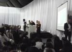 Lancement du Prix Littéraire des Lycéens du Liban ed.2014 - Salon du Livre Francophone de Beyrouth - BIEL - 6 novembre 2013