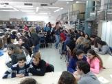 Rencontre et débat entre les élèves du Lycée Abdel Kader et du Grand Lycée